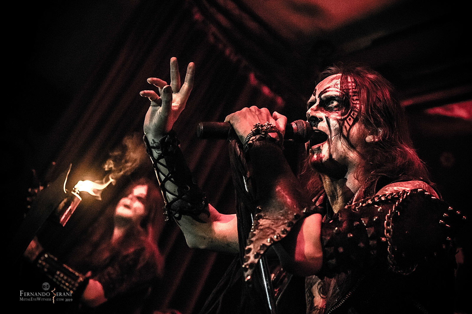 THE ARSONIST - A CONVERSATION WITH ERIK DANIELSSON FROM WATAIN, PART 1